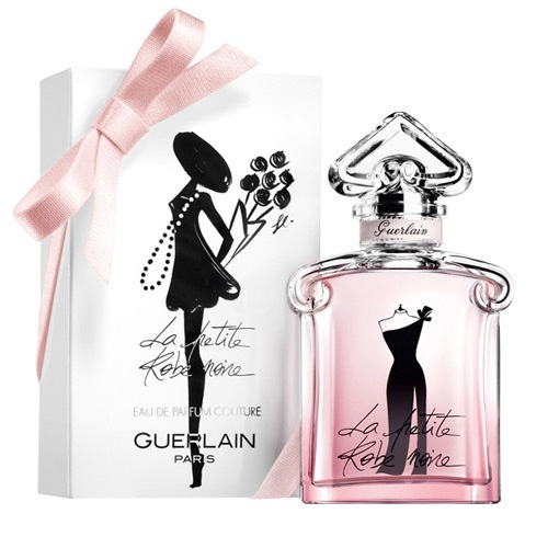 Guerlain la petite robe noire couture 100