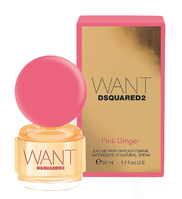 Dsquared2 Want Pink Ginger Парфюмна вода за Жени 100 ml