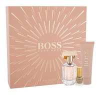 Hugo Boss The Scent Дамски Комплект - EdP 30 ml + боди лосион 50 ml + мини лак за нокти 4.5 ml