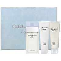 Dolce & Gabbana Light Blue Дамски Комплект Set - EdT 100 ml + b/cream 100 ml + sh/gel 100 ml