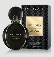 Bvlgari Goldea Goldea The Roman Night Absolute Парфюмна вода за Жени 50 ml