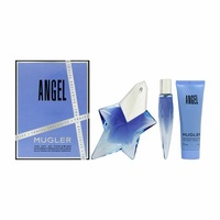 Thierry Mugler ANGEL Дамски Комплект - EdP 50 ml + EdP 10 ml + душ гел 50 ml