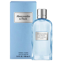 Abercrombie&Fitch	First Instinct Blue 2018 Парфюмна вода за Жени 100 ml