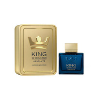 Antonio Banderas King of Seduction Absolute Collector - in Metal box Тоалетна вода за Мъже 100 ml