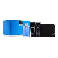 Dunhill DESIRE BLUE /мъжки парфюм/ EdT 100 ml + a/s balm 90 ml + sh/gel 90 ml + несесер