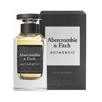 Abercrombie&Fitch	Authentic Тоалетна вода за Мъже 100 ml