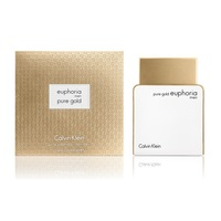 Calvin Klein Euphoria Pure Gold Парфюмна вода за Мъже 100 ml