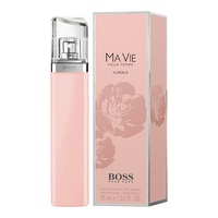 Hugo Boss Boss Ma Vie Florale Парфюмна вода за Жени 75 ml