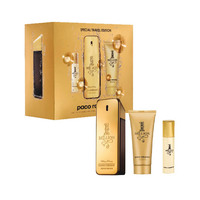 Paco Rabanne 1 MILLION /мъжки комплект/ - EdT 100 ml + душ гел 100 ml  + edt 15 ml