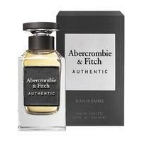 Abercrombie&Fitch	Authentic Тоалетна вода за Мъже 50 ml